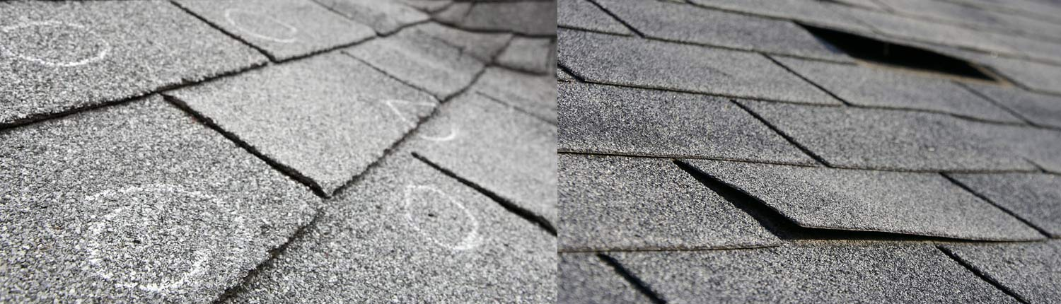 Friday Claim Services - Roof Damage