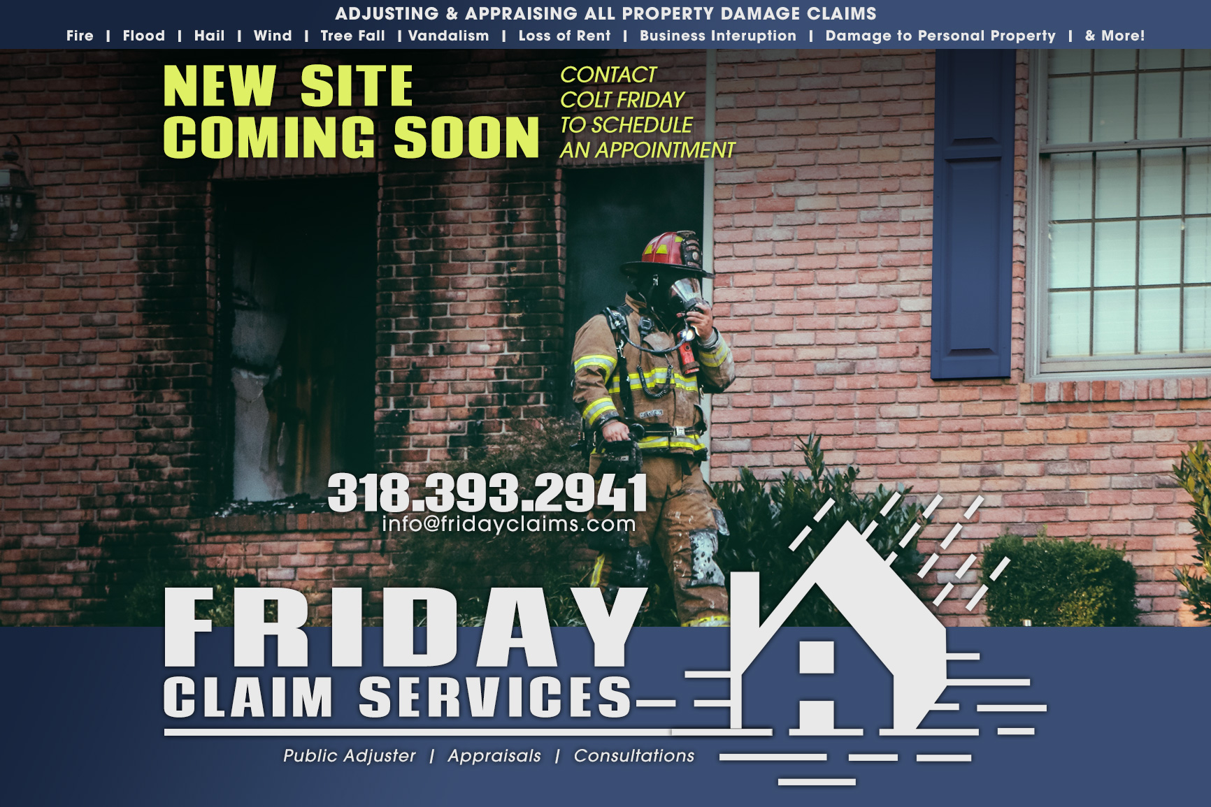 Friday Claims Services